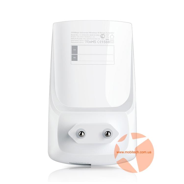 N300 Усилитель Wi-Fi сигнала - TP-Link