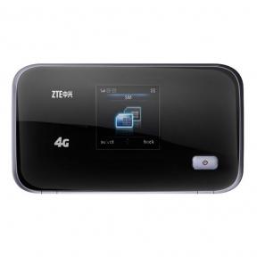 3G/4G WiFi роутер ZTE MF93d