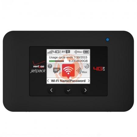 Мобильный 3G/4G роутер Netgear Jetpack AC791L