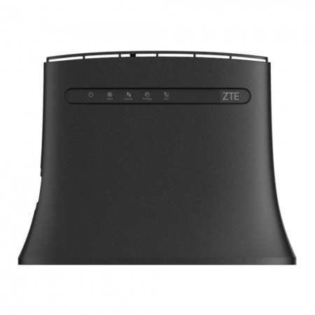 4G LTE WiFi роутер ZTE MF283u (Black)