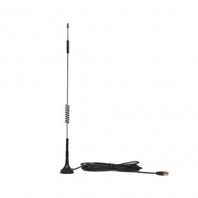 Антенна автомобильная 3G/4G 800-2700 МГц усилением 5Дб SMA
