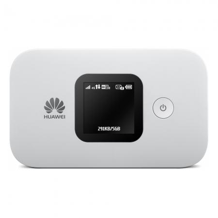 3G/4G WiFi роутер Huawei E5577Cs-603 White (3000 мАч)