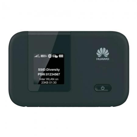 3G/4G WiFi роутер Huawei E5372s-32 (Black)