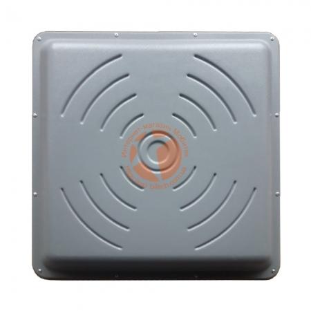 Панельная 4G LTE MIMO антенна R-Net Квадрат Premium усилением 2 x 24 dBi (1700-2700 МГц)