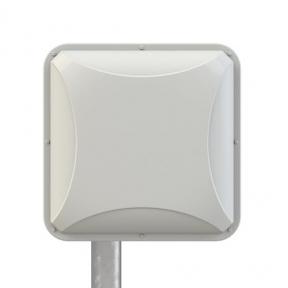 Панельная 3G/4G LTE антенна Antex Petra Broad Bend MIMO 2x2 усилением 15 dBi