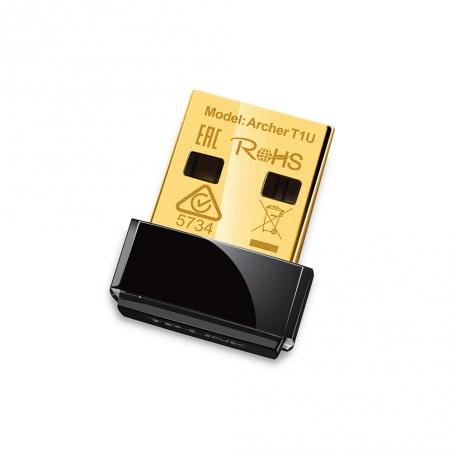 Беспроводный USB адаптер TP-Link Archer T1U