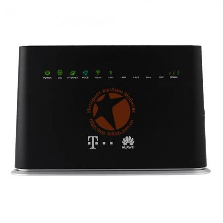 4G LTE WiFi роутер Huawei HA35-22 (Black)