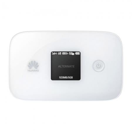 3G/4G WiFi роутер Huawei E5786s-32a (White)