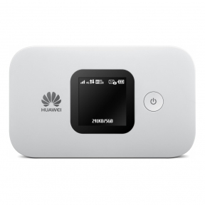 3G/4G WiFi роутер Huawei E5577s-321 Белый (3000 мАч)