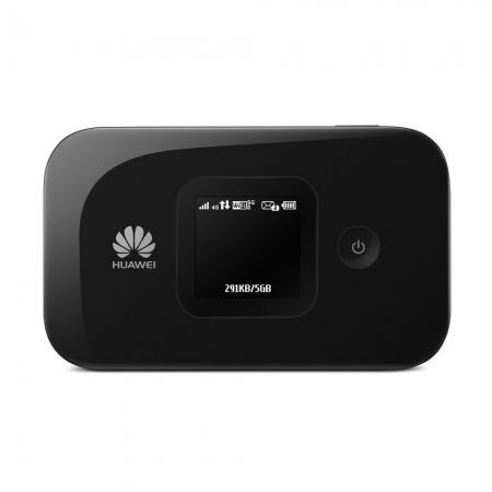 3G/4G WiFi роутер Huawei E5577s-321 Черный (3000 мАч)