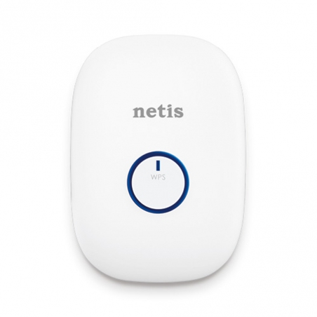 Универсальный повторитель WiFi сигнала Netis E1+
