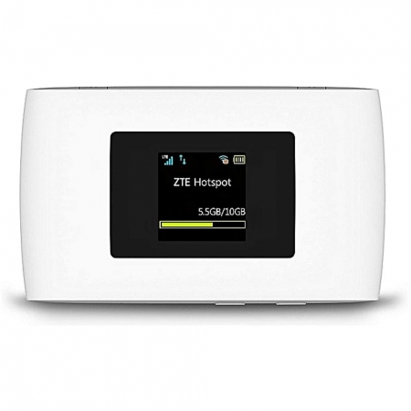 3G/4G LTE WiFi роутер ZTE MF920VS (White)