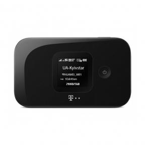 3G/4G WiFi роутер Huawei E5577Cs-321 Черный (1500 мАч)