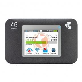 Мобильный 4G роутер Netgear AC782s