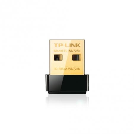 Беспроводный USB адаптер TP-Link TL-WN725N