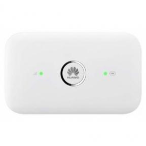 Мобильный 3G/4G роутер Huawei E5573