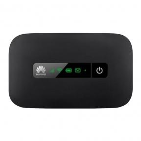 3G/4G LTE WiFi роутер Huawei E5373s-155 (Черный)