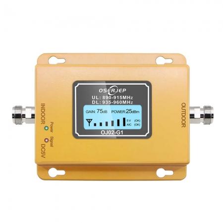 Усилитель сигнала (репитер) Oserjep OJ02-G1 2G GSM (900 МГц)