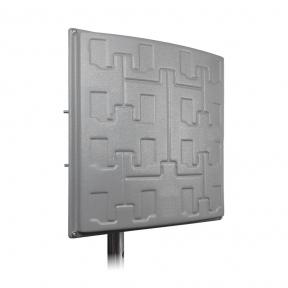 Панельная 3G/4G LTE антенна Сарма усилением 19 dBi (1700-2600 МГц)