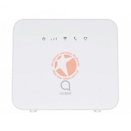 4G LTE WiFi роутер Alcatel LINKHUB HH42CV White (LTE Home Station)