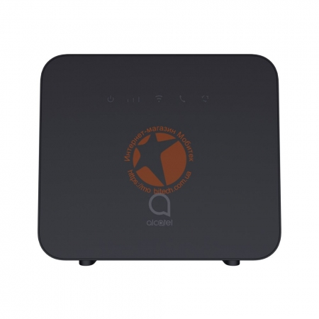 4G LTE WiFi роутер Alcatel LINKHUB HH42CV Black (LTE Home Station)