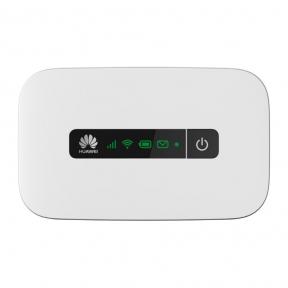 3G/4G LTE WiFi роутер Huawei E5373s-155 (Белый)