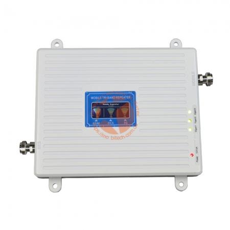 GSM/UMTS/LTE репитер InterGSM TriBand Model 990 (900/1800/2100 МГц)