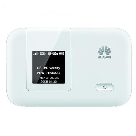 3G/4G WiFi роутер Huawei E5372s-32 (White)