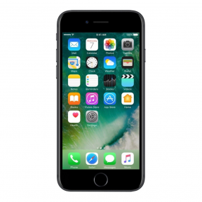 Apple iPhone 7 (Black)