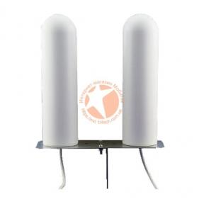 Антенна всенаправленная 4G LTE MIMO 800-2600 МГц усилением 2 × 20dBi