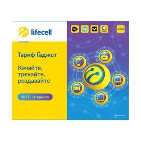 Lifecell Гаджет