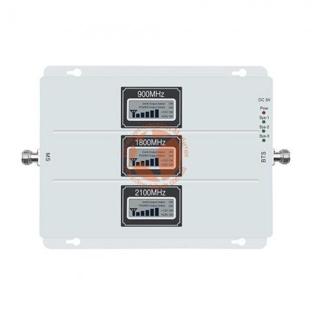 GSM/UMTS/LTE репитер Lintratek KW20L-GDW (900/1800/2100 МГц)
