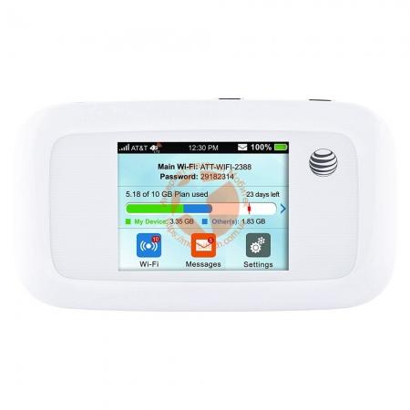 3G WiFi роутер ZTE MF923