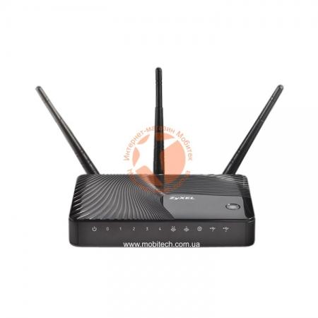 3G маршрутизатор Zyxel Keenetic Ultra