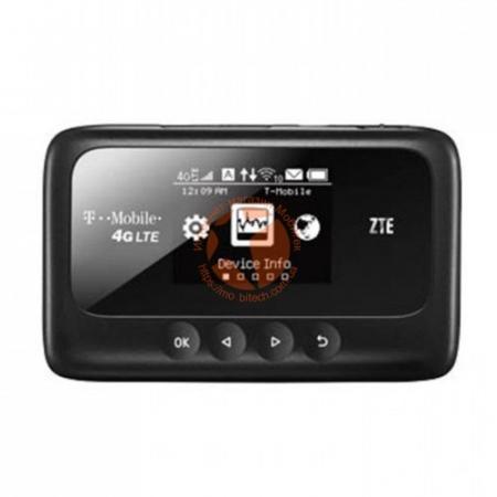 Мобильный 3G роутер ZTE MF915