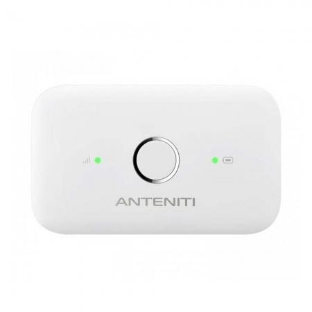 3G/4G WiFi роутер ANTENITI E5573 (White)