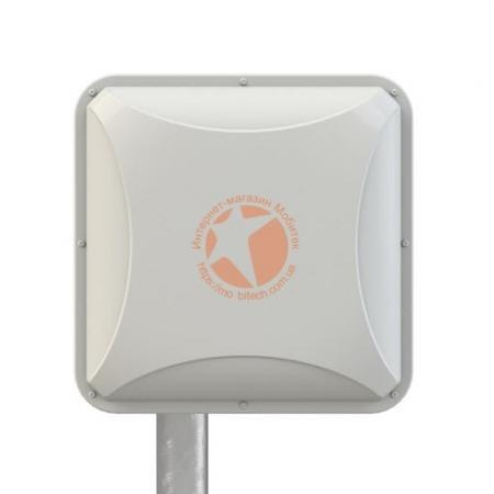 Панельная 3G/4G LTE антенна Antex Petra Broad Bend усилением 15 dBi