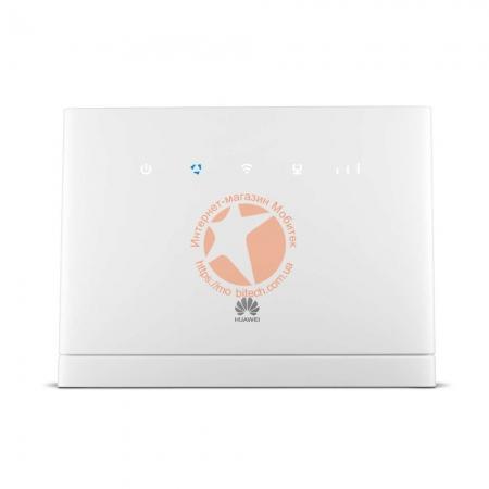4G LTE WiFi роутер Huawei B315s-607 (Белый)