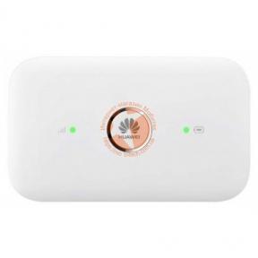 Мобильный 3G/4G роутер Huawei E5573s-606