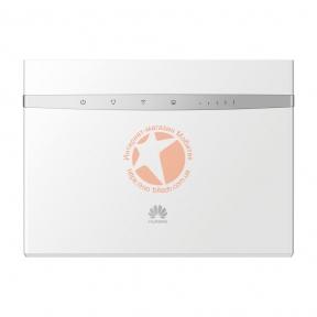 4G LTE WiFi роутер Huawei B525s-23a (Белый)