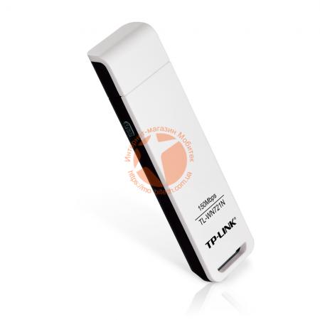 Беспроводный USB адаптер TP-Link TL-WN721N
