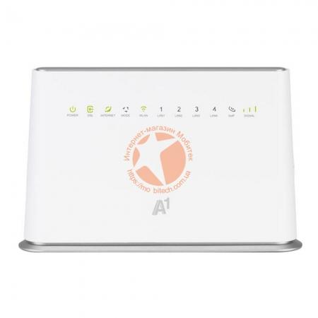 4G LTE WiFi роутер Huawei HA35-22 (White)