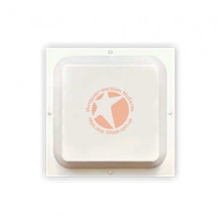Панельная широкоугольная 4G LTE MIMO антенна усилением 2 × 17 dBi (800-2600 МГц)
