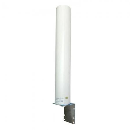 Всенаправленная антенна InterGSM GJX-698-2700-18 усилением 18 dBi (700 - 2700 МГц)