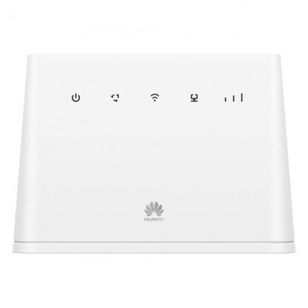 4G LTE WiFi роутер Huawei B311-221 (White)