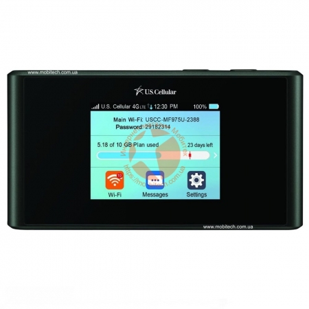 Мобильный 3G роутер ZTE MF975u Rev.B ORIGINAL NEW