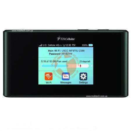 Мобильный 3G роутер ZTE MF975u Rev.B