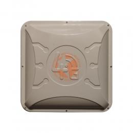 Панельная 3G/4G LTE MIMO антенна Runbit усилением 2 x 16 dBi (1700-2700 МГц)
