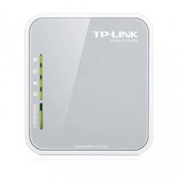 3G маршрутизатор TP-Link TL-MR3020