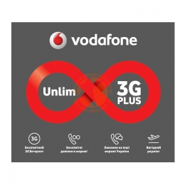 Vodafone Unlim 3G Plus